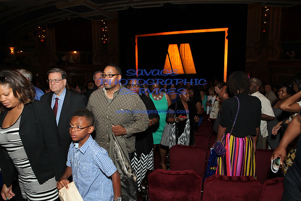 WVON Night At Motown The Musical 6-17-14