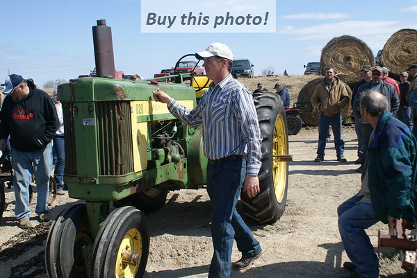 Sunburg Consignment auction 04-01