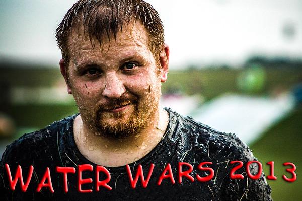 WATER WARS 2013