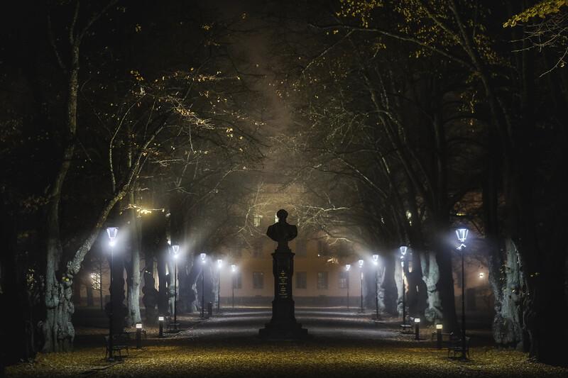 November in Uppsala