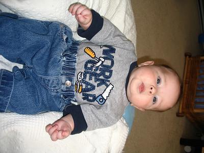 Quinn 3 months