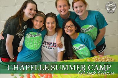 Summer Camp - Week Three