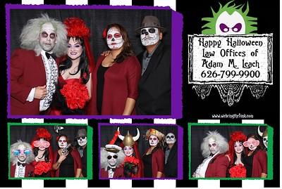 Adam's Halloween Party 2015