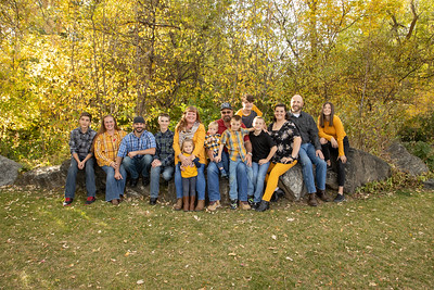 Shawna Bachman Family 2020