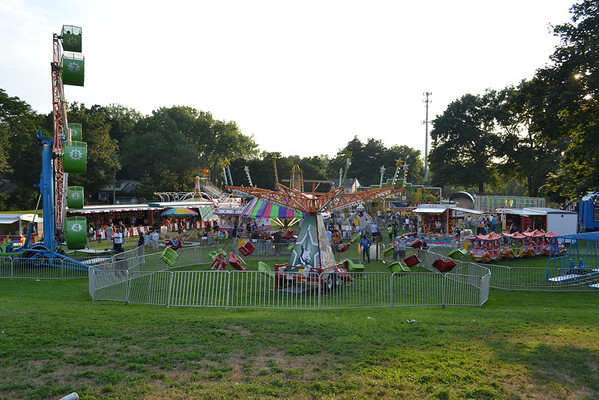 August 04, 2012 - D.A.R.E. Carnival