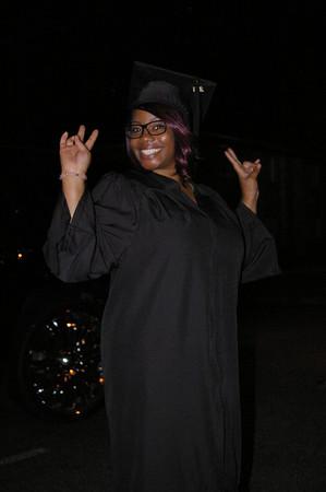 Derianne Boyd *2015* Grad of Fayetteville Tech College