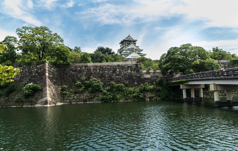 Osaka Castle, Osaka.