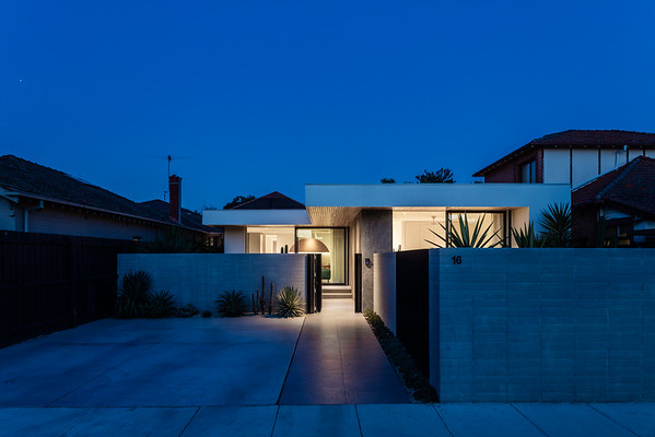 Home Beautiful - David Dubois Design - St Kilda East Project