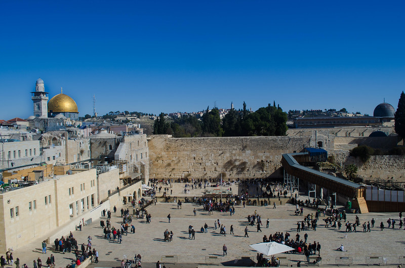 View from Above, Jerusalem