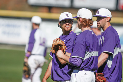 UNA Baseball vs Christian Brothers 03/15