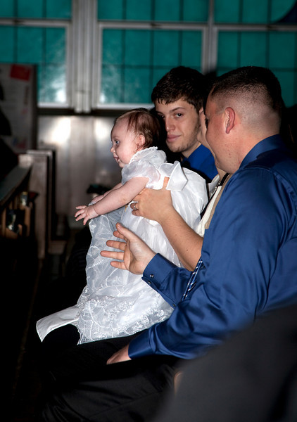 Baby Johanna Christining