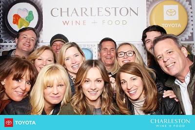 charleston wine + food chocolate wall - day 2