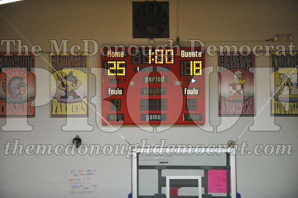 HS G Vb Jv BPC vs Brimfield 10-24-13