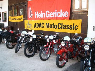 Luxemburg - Eifel Oldtimer & Classic Motorcycle Rally 2005