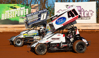 Williams Grove SNS Opener 2015
