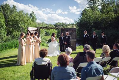 Devon & Skyler Wedding Highlights