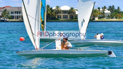 BAHAMAS SUNFISH NATIONALS 2015