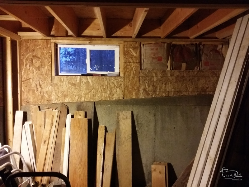 room 3 insulation covering