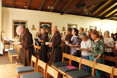 10-03-12 Transitus of St. Francis