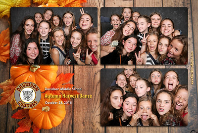 2016 Davidson Autumn Dance