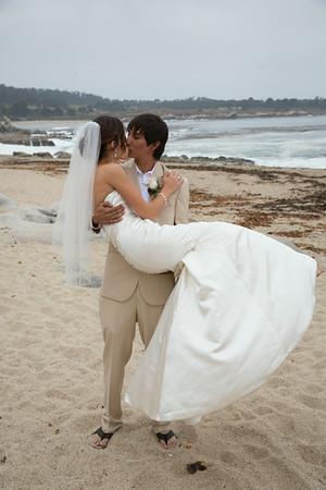 Lauren and Justin