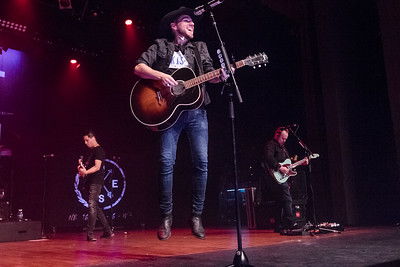 Brett Kissel at the Centennial Theatre