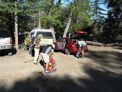 San Jacinto via Marion Mtn Trail 6-5-2010