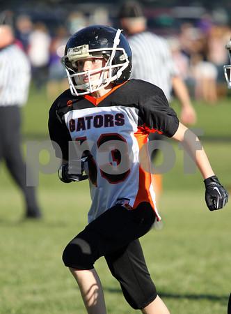 2012 Pony Football Coudersport @ Port Allegany