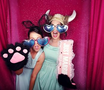 Belinda & Andrew Photobooth Photos