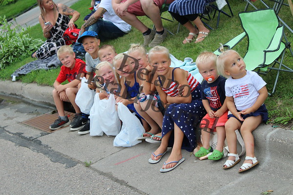 2019 Delano 4th of July parade