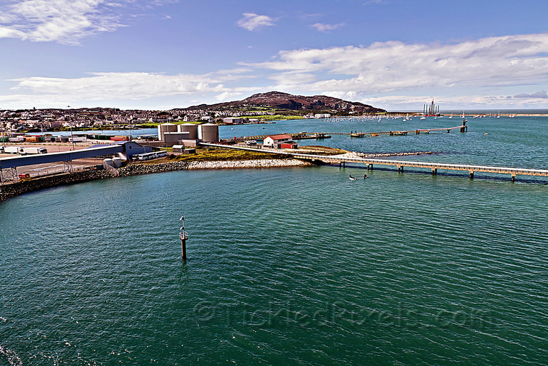 Holyhead,  Anglesey, North Wales