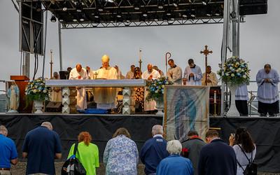 2018 Holy Land Waterbury Rosary & Mass