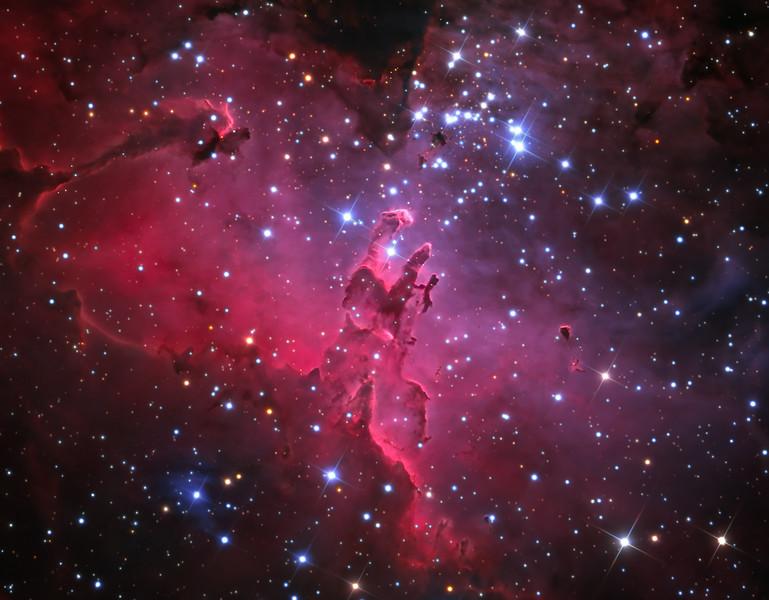 M16 The Eagle Nebula