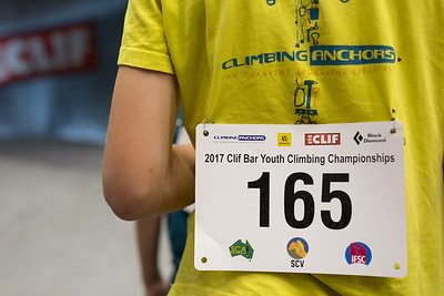 2017 Australian Youth Climbing Championships
