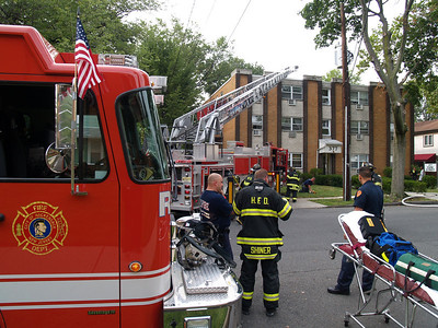 09-10-07 Hackensack, NJ - Working Fire