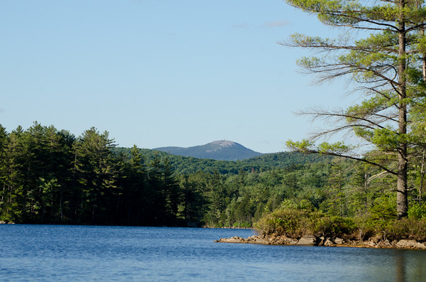 Grafton Pond part 2, Grafton NH,  June 25, 2020