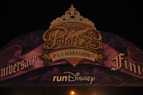 Princess Half Marathon 2013