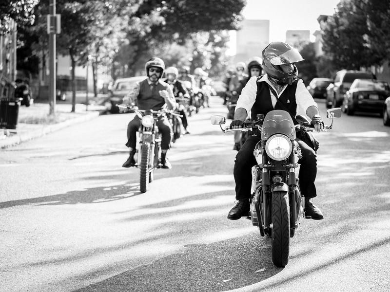 Gentlemen Riders