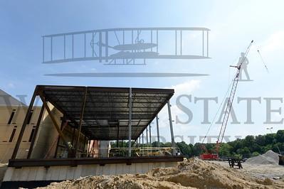 15750 Creative Arts Center Expansion Construction 5-14-15