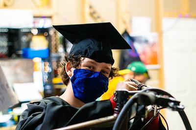 Leo's Grad Photos
