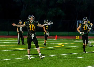 Set six: Second quarter, Vashon Island High School Football v Sultan 09/06/2019