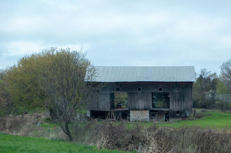 Upsate New York Barn