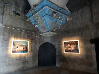 15-06  Wynyard Quarter silos