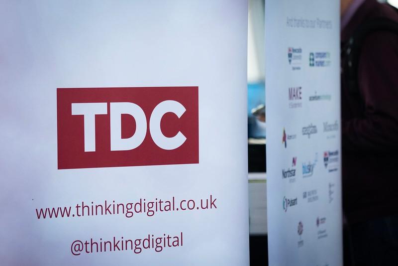 Thinking Digital 2018