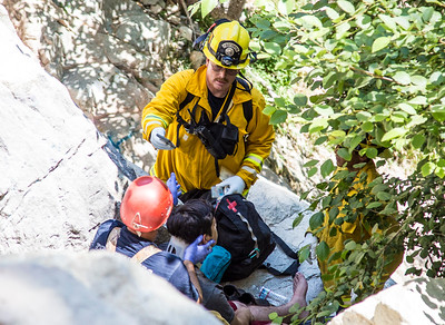 Big Falls Rescue (7/28/16)