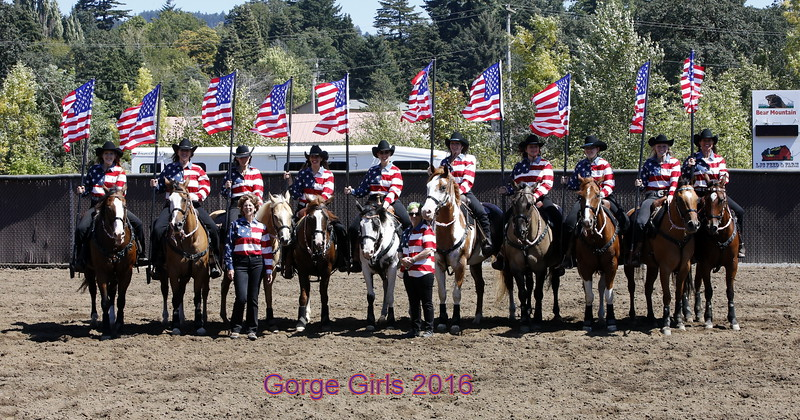 Gorge Girls 2016