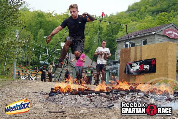 2013 Fire Jump (1330-1400)