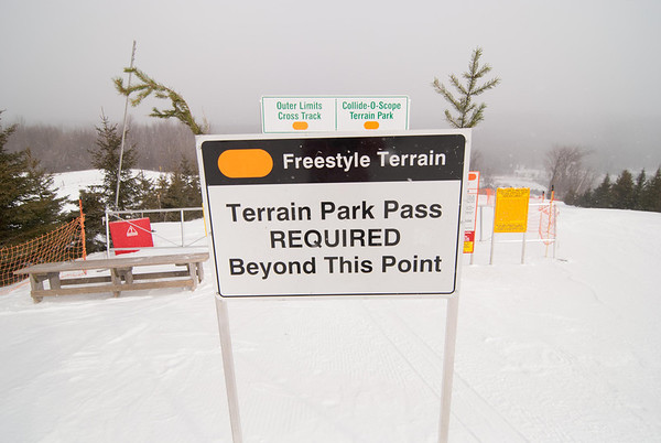 MSC Terrain Park Freestyle
