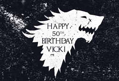 Vicki's 50th Birthday