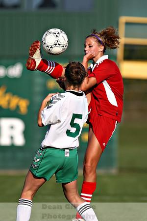 JV Girls Soccer v Northridge